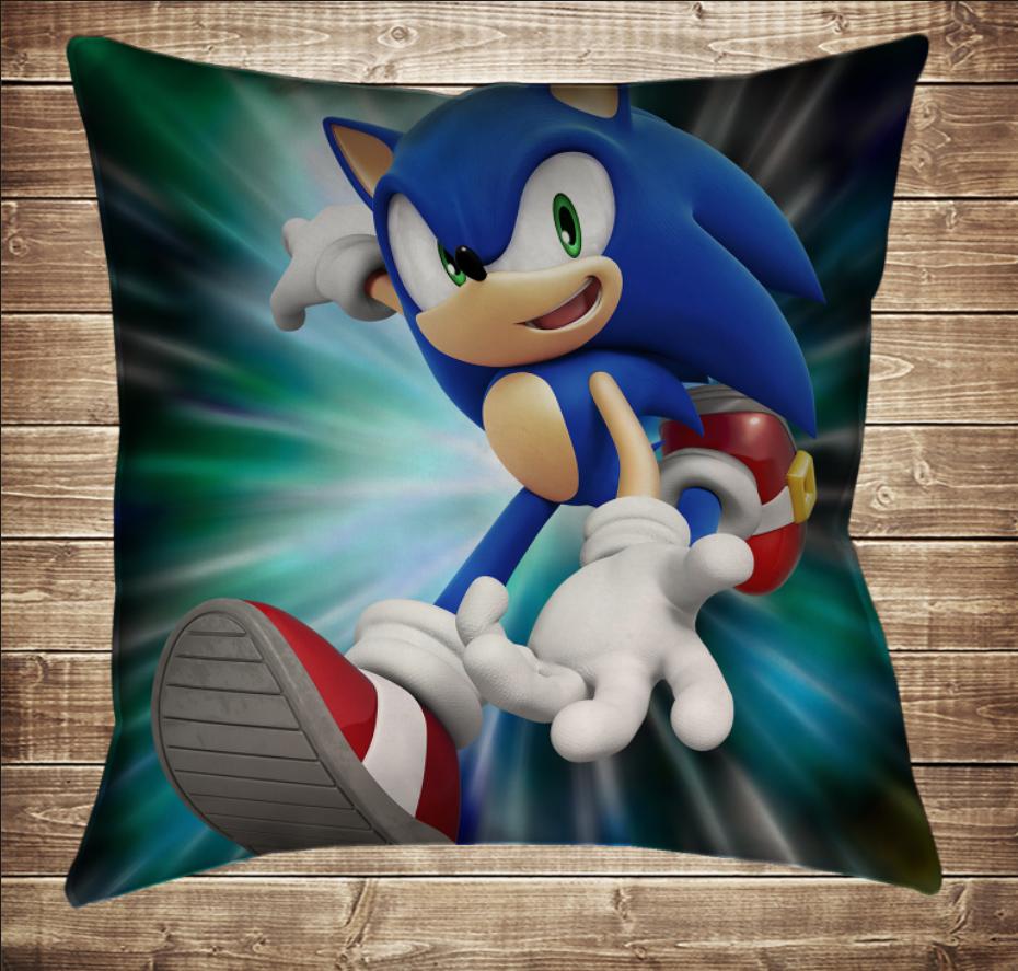 Подушка 3D - Сонік Go