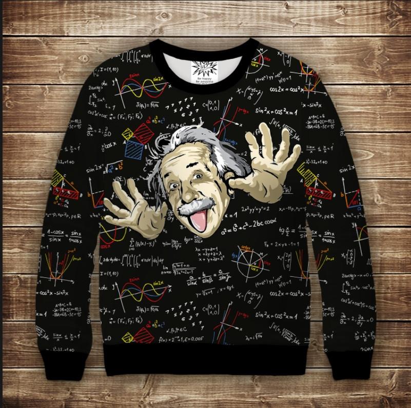 Свитшот 3D Расчеты Эйнштейна